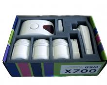 Комплект беспроводной охранной сигнализации «X-700»