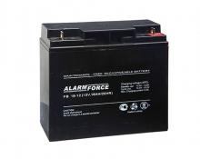 Аккумулятор Alarm Force (FB 18-12) 12В 18А/Ч