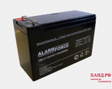 Аккумулятор Alarm Force (FB 7.2-12) 12В 7.2А/Ч