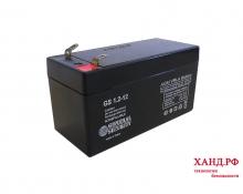 Аккумулятор General Security (GS 1.2-12) 12В 1.2А/Ч