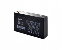 Аккумулятор General Security GS 7-6 (7 А/Ч; 6 В)