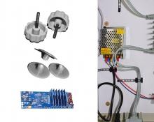Арочный металлодетектор БЛОКПОСТ PC Z 600