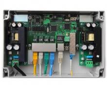 Коммутатор управляемый TFortis PSW-1G4F