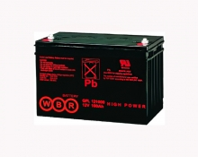 Аккумулятор WBR (GPL121000) 12В 100А/Ч