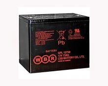 Аккумулятор WBR (GPL12750) 12В 75А/Ч