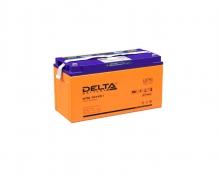 Аккумулятор Delta (DTM 12120 I) 12B 120 Ач