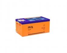 Аккумулятор Delta (DTM 12250 I) 12B 250 Ач