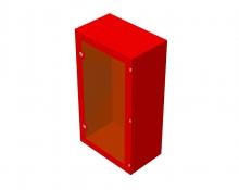 Шкаф приборный FFC-G1-H953 (Орг.стекло)