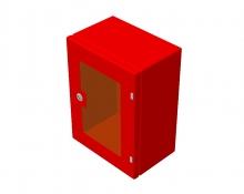 Шкаф приборный GAC-G1-H432 (Орг.стекло)
