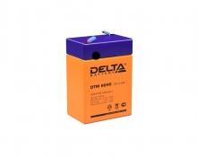 Аккумулятор Delta (DTM 6045) 6В 4,5 Ач
