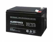 Аккумулятор Alarm Force (FB 12-12) 12В 12А/Ч