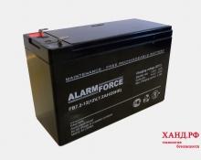 Аккумулятор Alarm Force (FB 7.2-12) 12В 7.2А/Ч