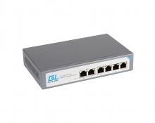 Коммутатор неуправляемый GIGALINK GL-SW-G001-04P