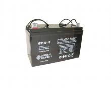 Аккумулятор General Security (GS 100-12) 12В 100А/Ч