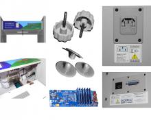 Арочный металлодетектор БЛОКПОСТ PC Z 600 | 1200 | 1800