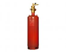 Модуль МГП (65-50-50) газового пожаротушения
