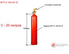 Модуль МГП-Х