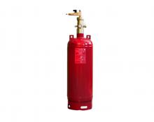 Модуль МГП (65-50-40) газового пожаротушения