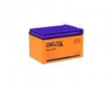Аккумулятор Delta (DTM 1215) 12В 15 Ач