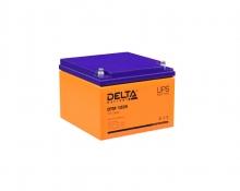 Аккумулятор Delta (DTM 1226) 12В 26 Ач