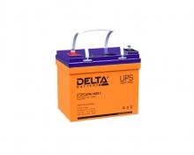 Аккумулятор Delta (DTM 1233)  L 12B 33 Ач