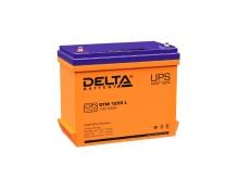 Аккумулятор Delta (DTM 1255)  L 12B 55 Ач