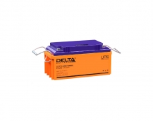 Аккумулятор Delta (DTM 1265)  L 12B 65 Ач