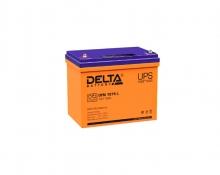 Аккумулятор Delta (DTM 1275)  L 12B 75 Ач
