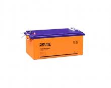 Аккумулятор Delta (DTM 12250)  L 12B 250 Ач
