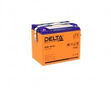 Аккумулятор Delta (DTM 1275 I)   12B 75 Ач