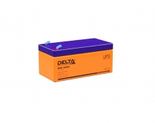 Аккумулятор Delta (DTM 12032) 12В 3,2 Ач
