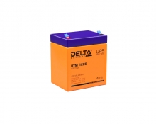 Аккумулятор Delta (DTM 1205) 12В 5 Ач