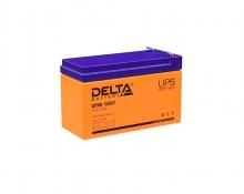 Аккумулятор Delta (DTM 1207) 12В 7 Ач