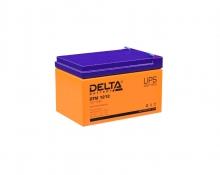 Аккумулятор Delta (DTM 1212) 12В 12 Ач