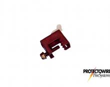 Монтажный зажим ВС-2 стальной (Для кабелей)