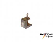 Монтажный зажим ВС-3 сталь оцинкованная (Для кабелей)