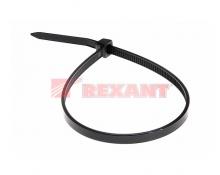 Хомут nylon 5.0 х 200 мм 100 шт черный (Упак)