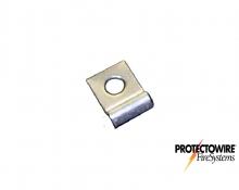 Линейный зажим OHS-1 (оцинкованная сталь)