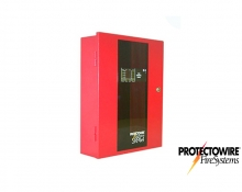 Прибор ПКП SRP4*4 приёмно контрольный пожарный