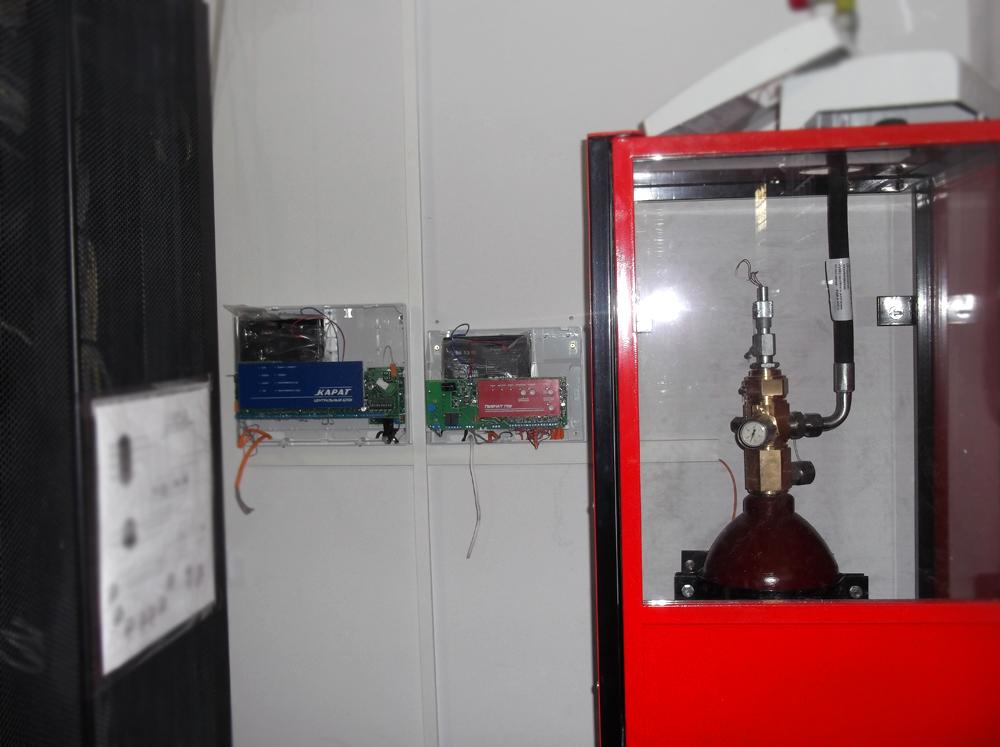газовое пожаротушение серверной в картинках устройства воздушных линий