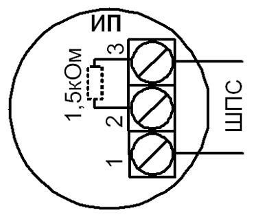 схема подключения ип 212 101