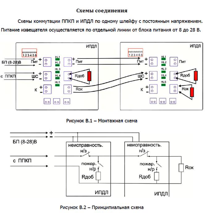 Ипдл-Д 4Р Инструкция